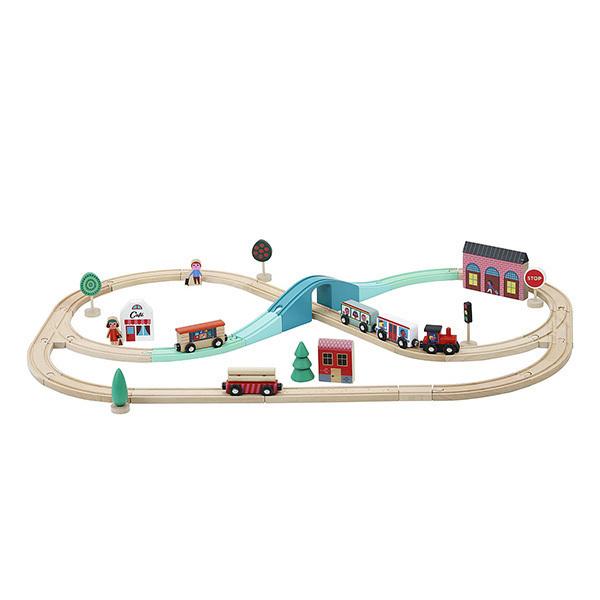 Vilac - Circuit de train grand express - Dès 3 ans