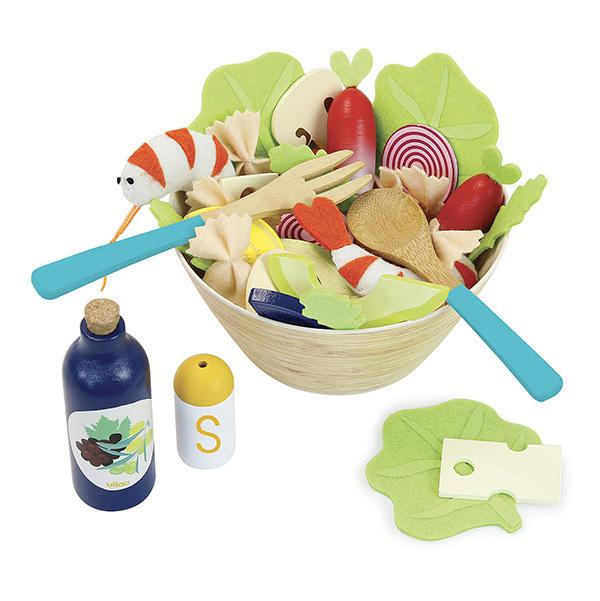 Vilac - La grande salade Jour de marché - Dès 3 ans
