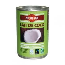Alter Eco - Coconut Milk 400ml