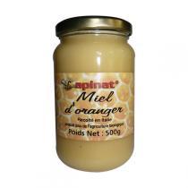 Apinat - Miel d'Oranger Bio Italie 500g