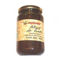Apinat - Miel de Forêt Bio Italie 500g