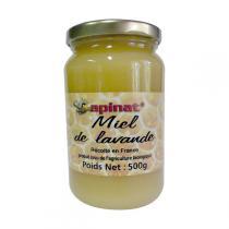 Apinat - Miel de Lavande liquide Bio France 500g