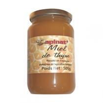 Apinat - Miel de Thym Bio Espagne 500g