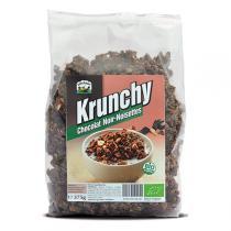 Barnhouse - Krunchy Dark Chocolate with Hazelnuts 375g