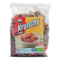 Barnhouse - Krunchy Bio Croustillant Fraise 375gr