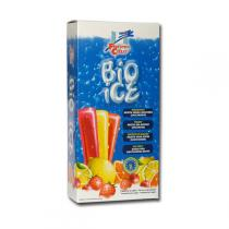 Bio Ice - Sorbet Kit for 10 Popsicles - 4 Flavours