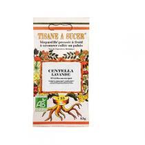 Biopastille - Tisane à sucer Centella Lavande 25 pastilles