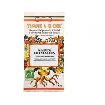 Biopastille - Tisane à sucer Sapin Romarin 25 pastilles