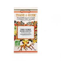 Biopastille - Tisane à sucer Thé Vert Bergamote 25 pastilles