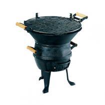 CAO - Barbecue in ghisa e acciaio