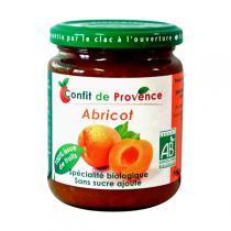 Confit de Provence - Confettura biologica albicocca senza zucchero 290 g