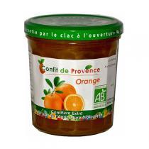 Confit de Provence - Confiture Extra d'Orange BIO 370g