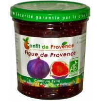 Confit de Provence - Confettura biologica fichi rossi Provence 370 g