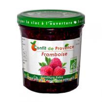 Confit de Provence - Confiture Extra de Framboise BIO 370g