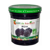 Confit de Provence - Confettura biologica mora 370 g