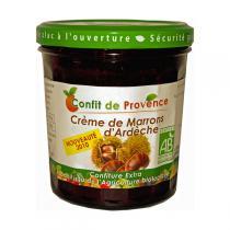 Confit de Provence - Crema bio di marroni 370 g