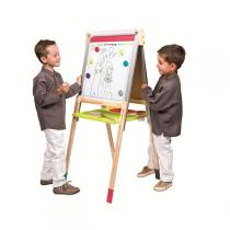 Janod - Graffiti Height adjustable Easel
