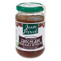 Jean Hervé - Pâte à tartiner chocolade 350g