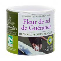 Le Guérandais - Fleur de sel de Guérande boîte 125g