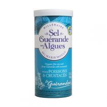 Le Guérandais - Sel Fin de Guérande: Feinsalz mit Algen, Streudose