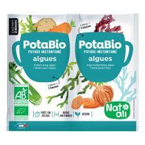 Natali - Potage Bio Algues 2 x 8,5 gr