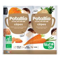 Natali - Potage Bio Cèpes 2 x 8,5 gr