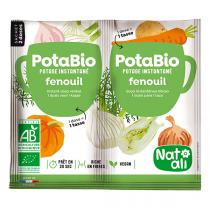 Natali - Potage Bio Fenouil 2 x 8.5 gr