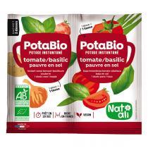 Natali - Potage Bio Tomate Basilic 2 x 8.5 gr