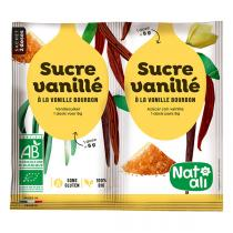 Natali - Sucre Vanillé 2 sachets x 8 grammes
