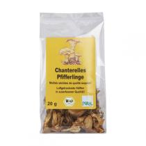 Pural - Dried Chanterelles 20g