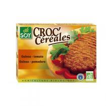 Soy - Croc Céréales Quinoa Tomate 2x100gr