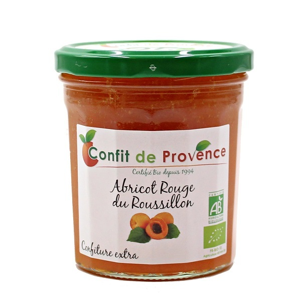 Confit de Provence - Confettura biologica albicocca 370 g