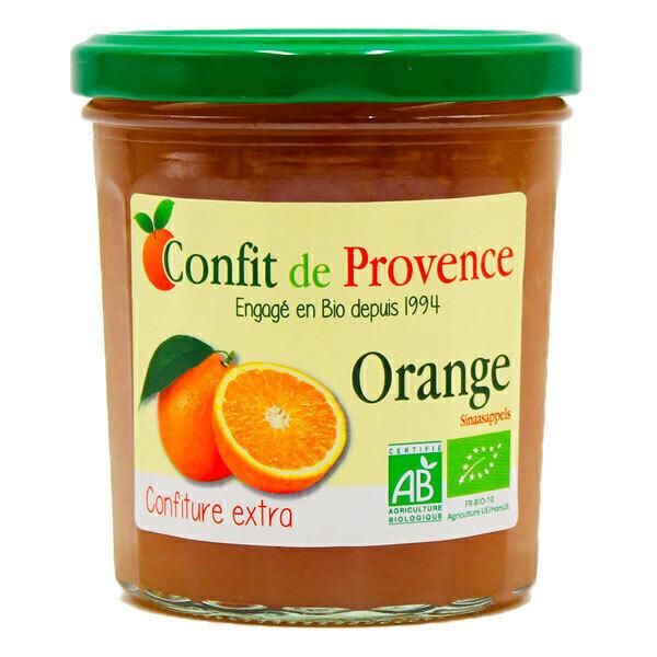 Confit de Provence - Confiture extra d'Orange 370g