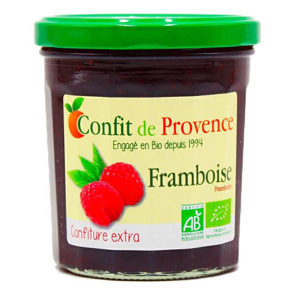 Confit de Provence - Confiture extra de Framboise 370g