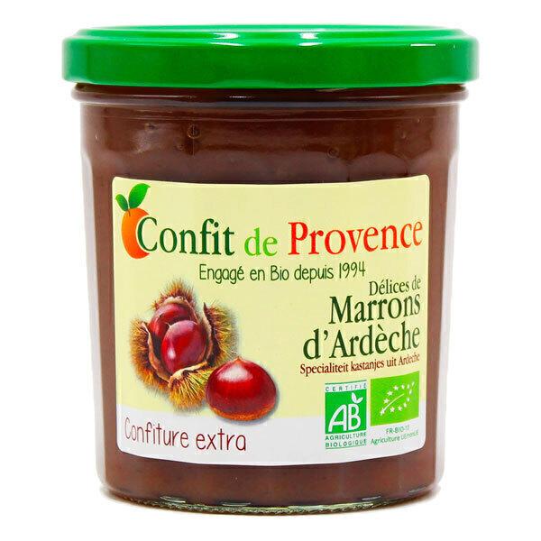 Confit de Provence - Délice de Marrons d'Ardèche 370g