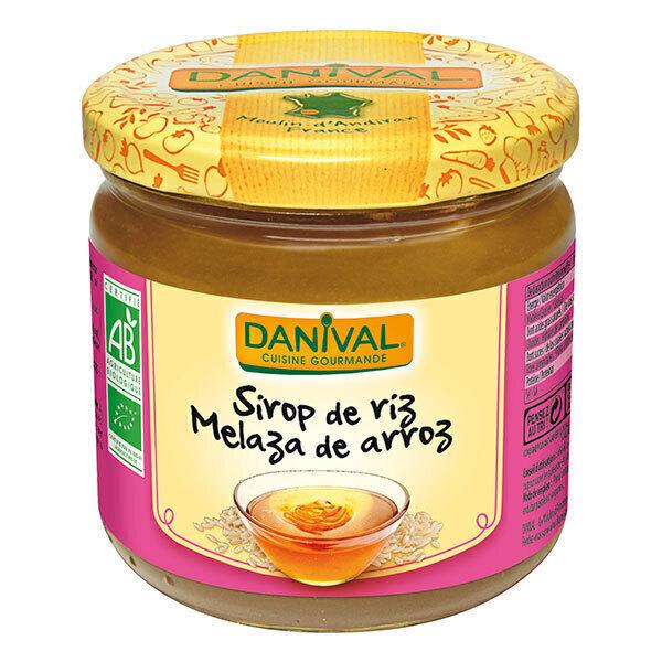Danival - Sirop de Riz sans gluten 460g Bio