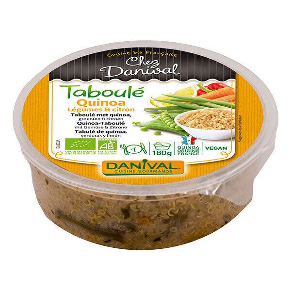 Danival - Taboulé de Quinoa 180g