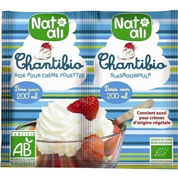 Natali - Chantibio 2x8 gr