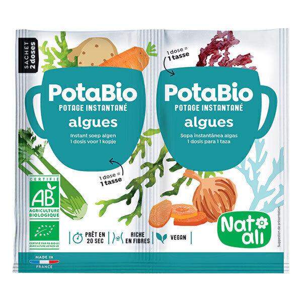 Natali - Potage algues bio 2x8,5g