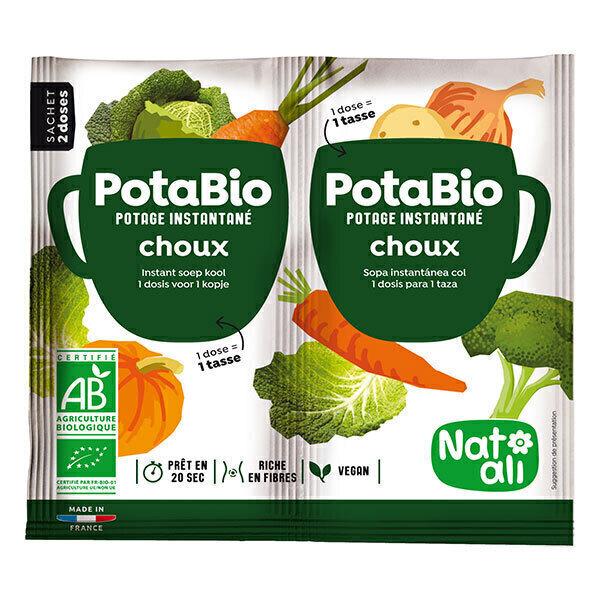 Natali - Potage Bio Choux 2 x 8.5 gr