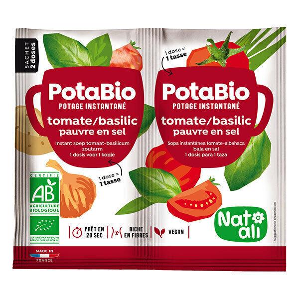 Natali - Potage tomate basilic bio 2x8,5g