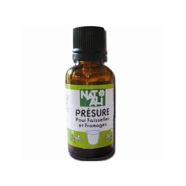 Natali - Présure Liquide 30 ml