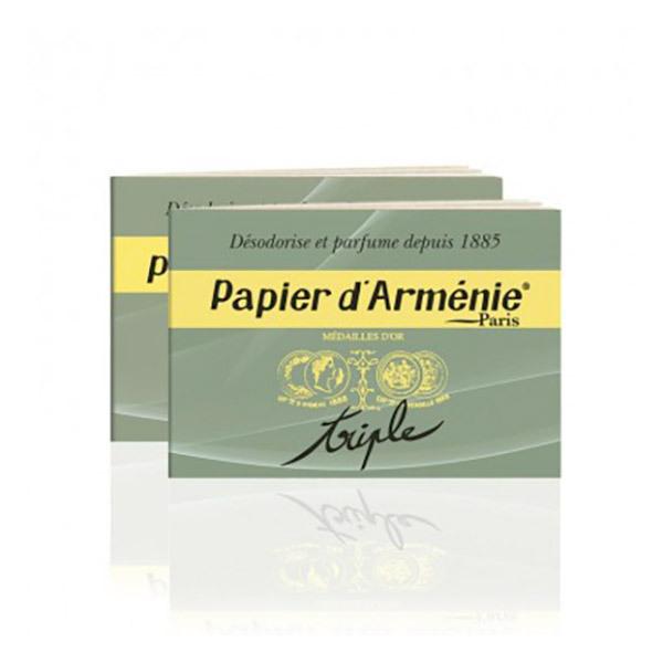 Papier Arménie - Carnet Papier d'Arménie Triple