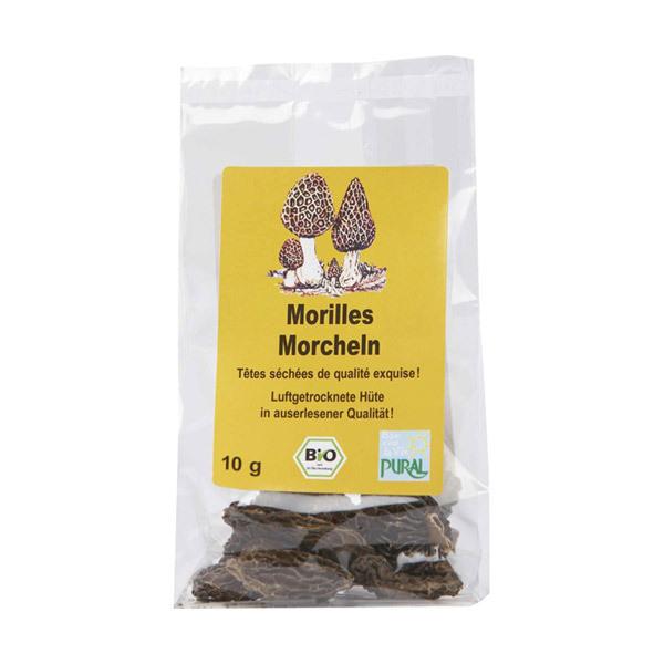 Pural - Morilles séchées 10g