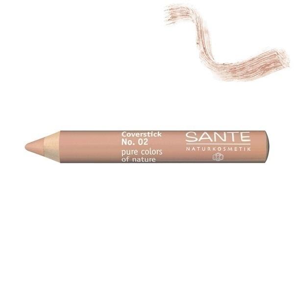 Santé - Coverstick Holzstift peach No. 02