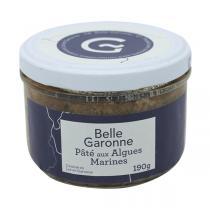 Belle Garonne - Pâté aux algues marines 190g