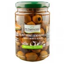 Bio Organica Italia - Olives noires dénoyautées 280g