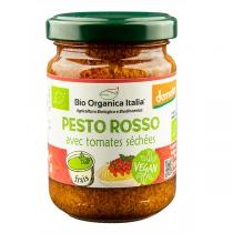 Bio Organica Italia - Pesto rouge aux tomates séchées 140g