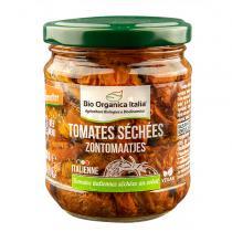 Bio Organica Italia - Tomates séchées à l'huile 190g