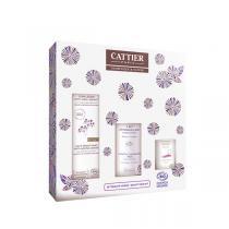 Cattier - Coffret beauté visage 200+50+30ml